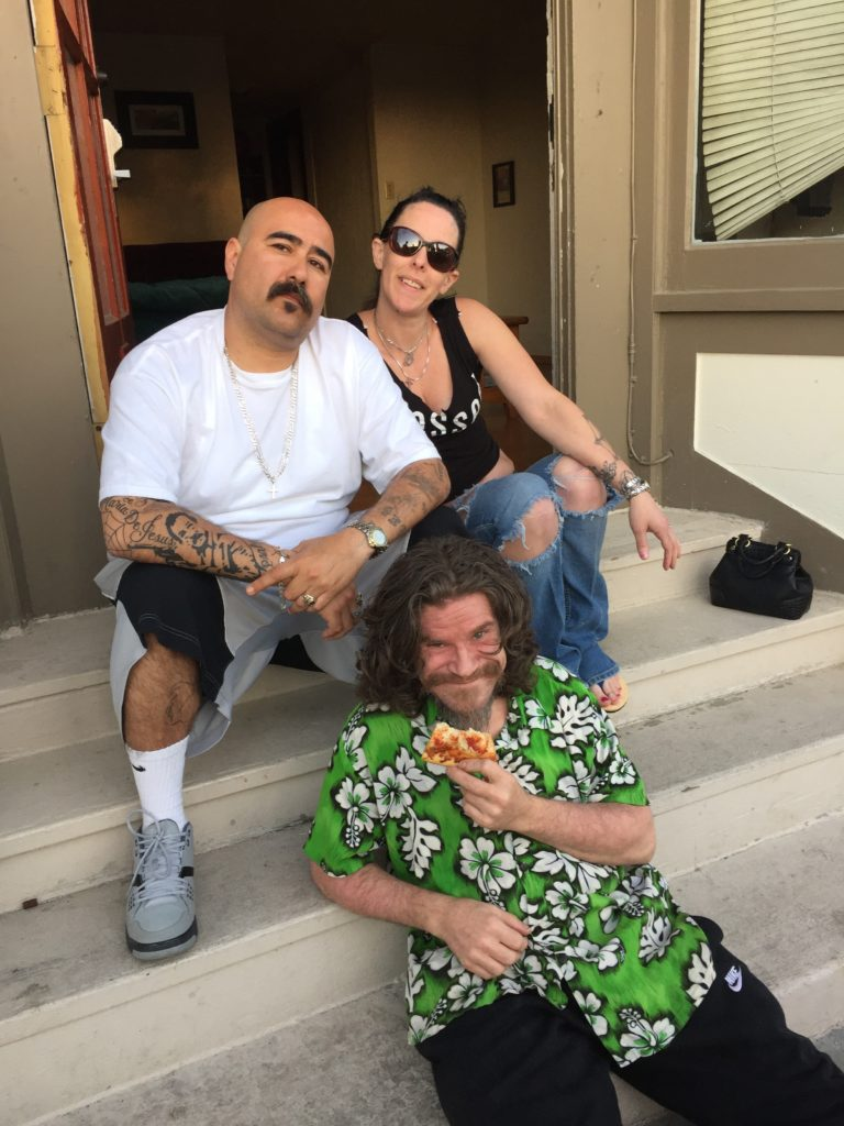 Julio, Chucky, Jessica 2016